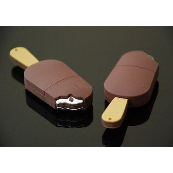cl usb 8gb glace chocolat. Black Bedroom Furniture Sets. Home Design Ideas